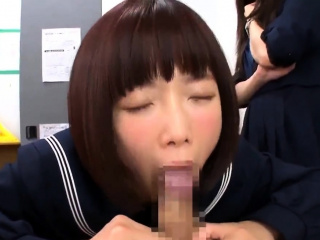 Asian amateur in nurse uniform
