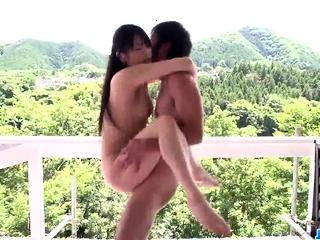 Misaki Oosawa loves handling so man - More at JavHD.net