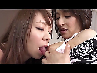 Japanese milfs have enjoyment jointly