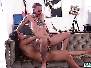 Ftm viktor belmont acquires her constricted cookie destroyed by ladyboy venus shedick