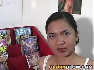 Asian Nakia-Ty Tastes BBC - Gloryhole