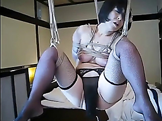 Japanese sm.fearsome see greater quantity on xlivesluts.com